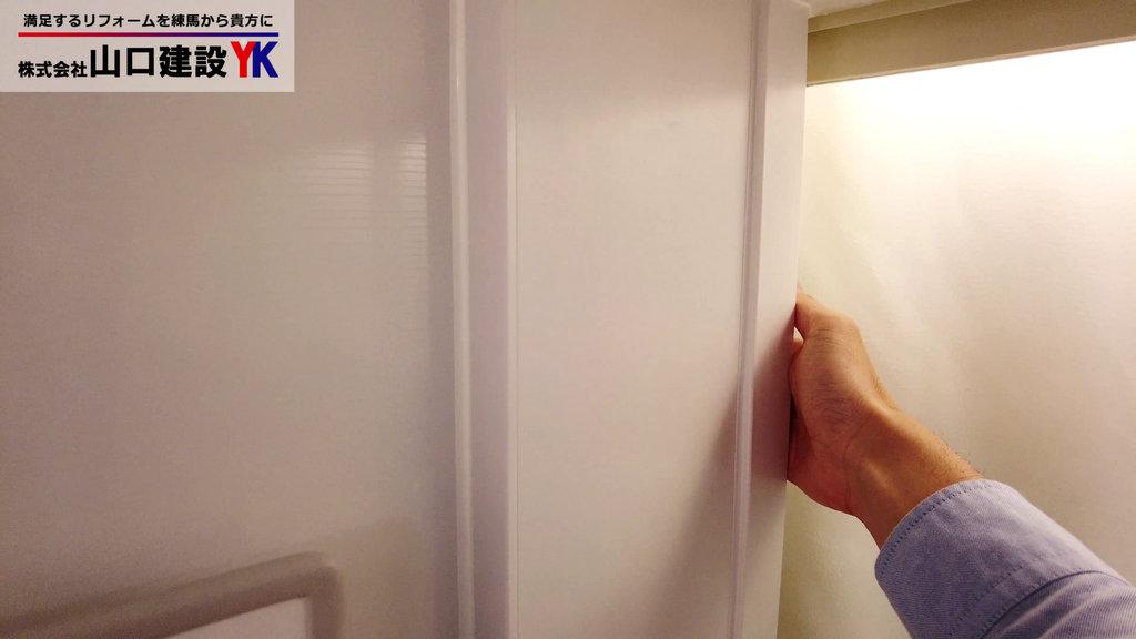 浴室内の窓をリフォームをしない場合の特徴