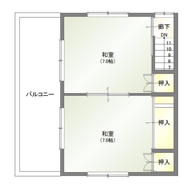 YK101号室(2階)