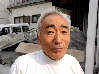 左官工事 田名網和雄